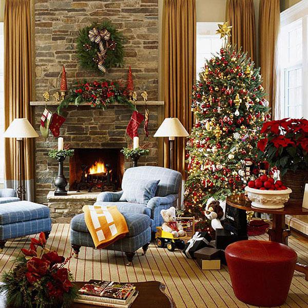 como-decorar-sala-estar-para-natal
